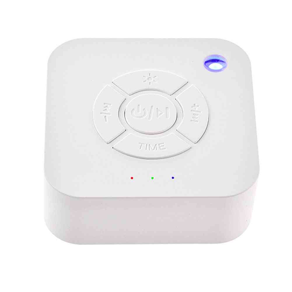 Baby Toy, Noise Machine / Sleep Sound Meter Therapy With Night Light Timer