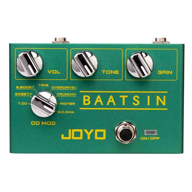 Distortion Effect Pedal For Electric Guitar Effect