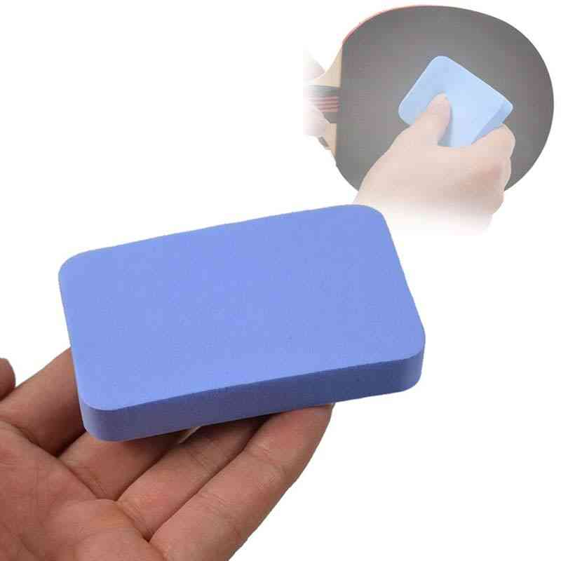 Rubber Cleaner Table Tennis Rubber Cleaning Sponge