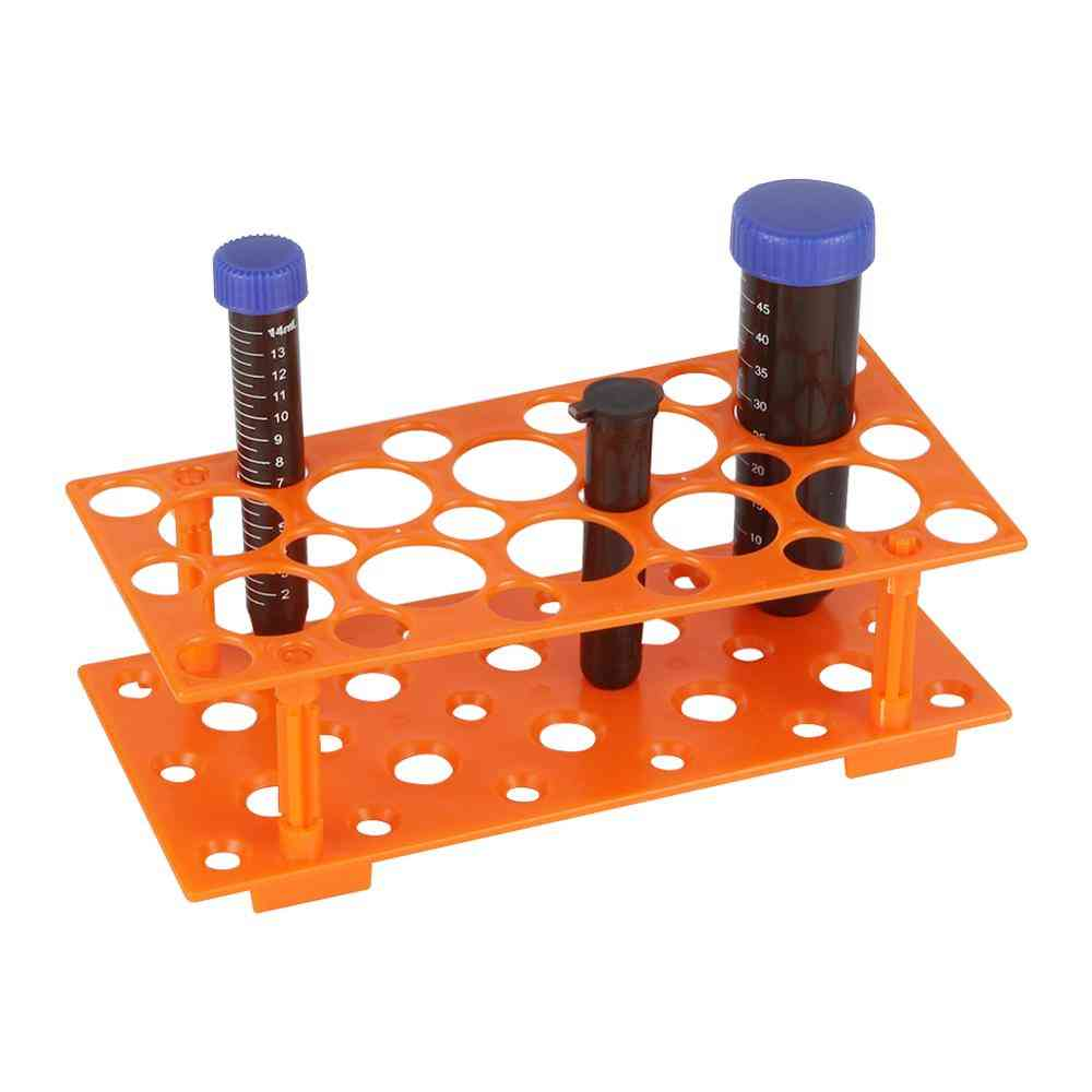 28 Sockets Plastic Centrifuge Tube Rack