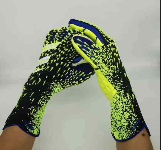 New Latex Goalkeeper Gloves