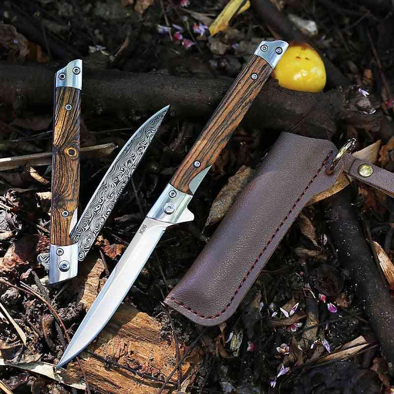 Outdoor Pocket Edc Knife