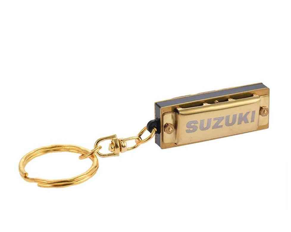 Suzuki Mini Portable Size C Harmonica 5 Holes