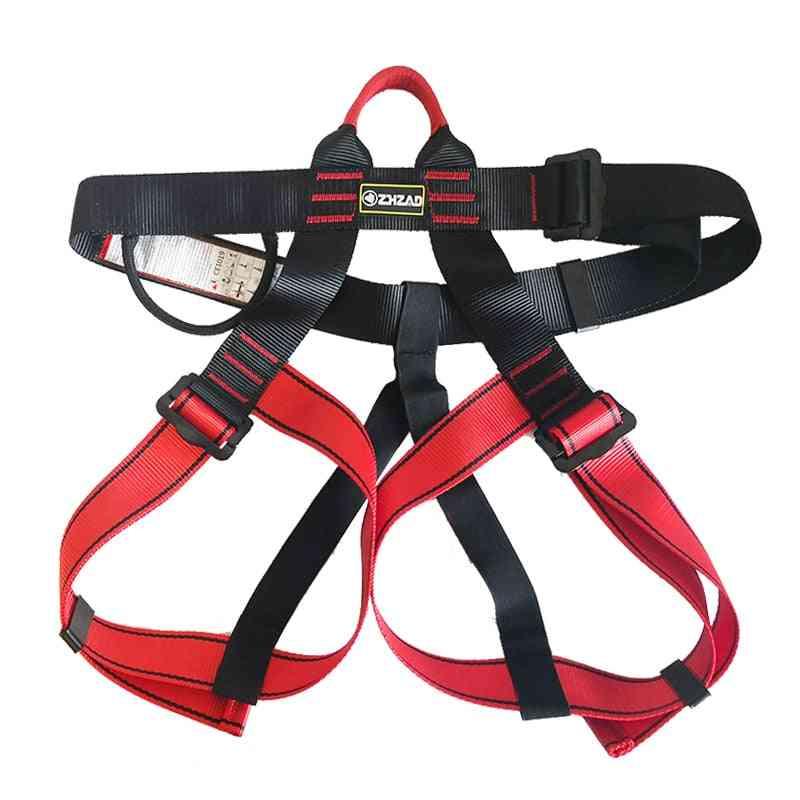 Outdoor Climbing Harness Bust Seat Belt