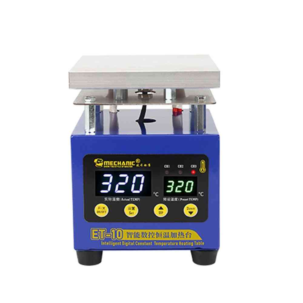Heating Table Intelligent Digital Constant Temperature For Middle Frame Removing