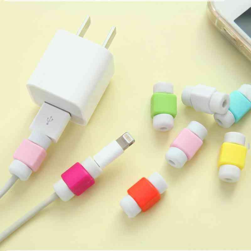 Cute Silicone Cable Organizer