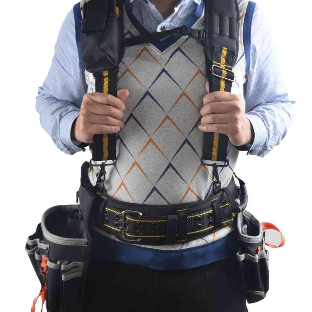 Belt Waist Pocket Case Capacity Tool Bag