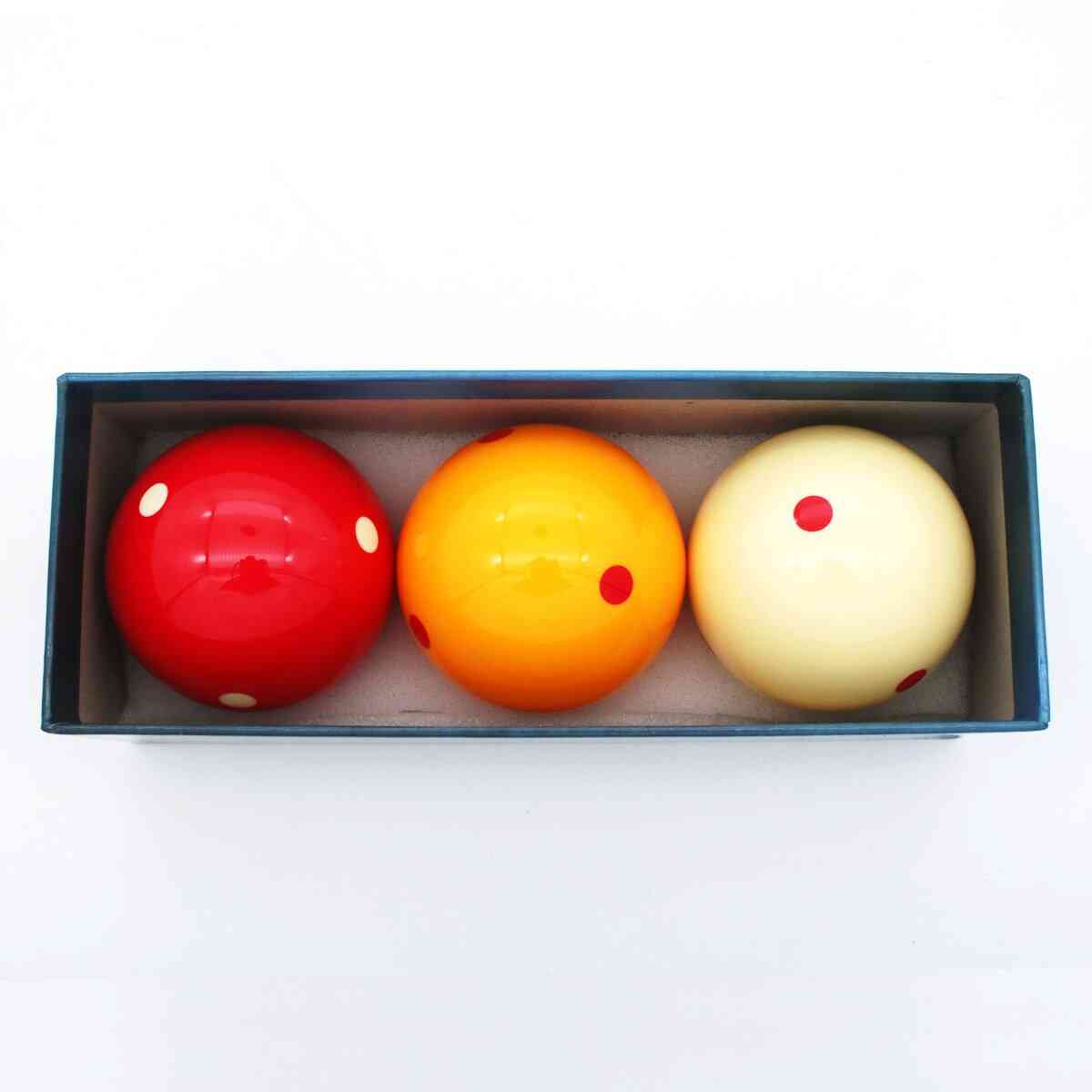 Billiard Carom Balls Suitable For Carom Table