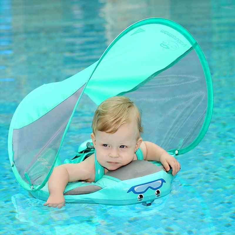 Newborn Baby Waist Float Lying Swimming Ring Pool Swim