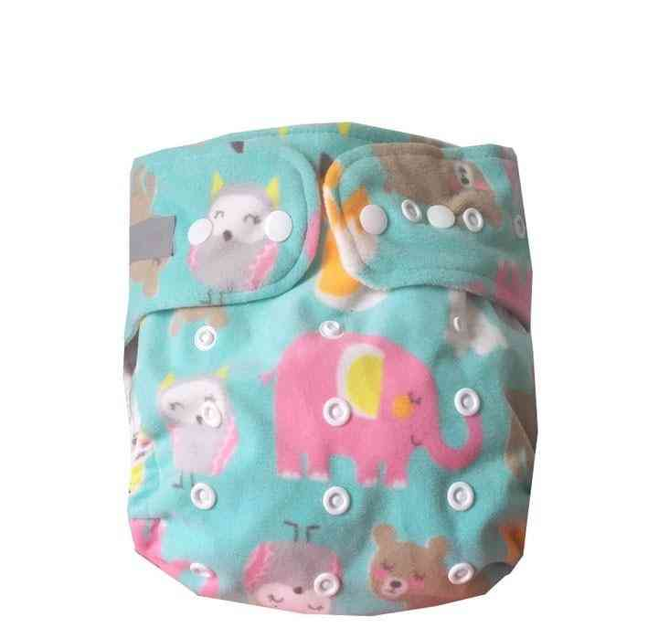 Children Waterproof Cloth Diaper Washable Nappies Baby Cover
