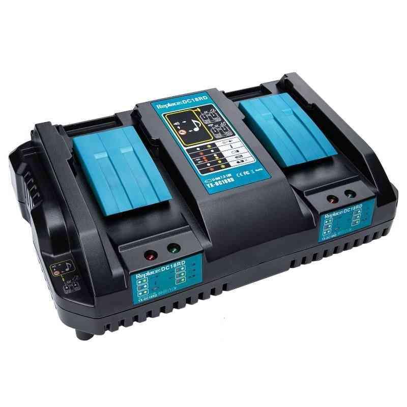 Dual Usb Port Charger Makita Battery Charger