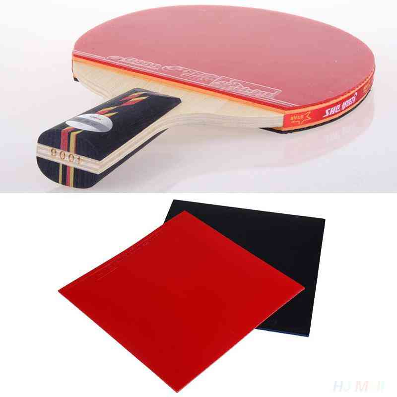 2pcs Table Tennis Racket Pips Rubber