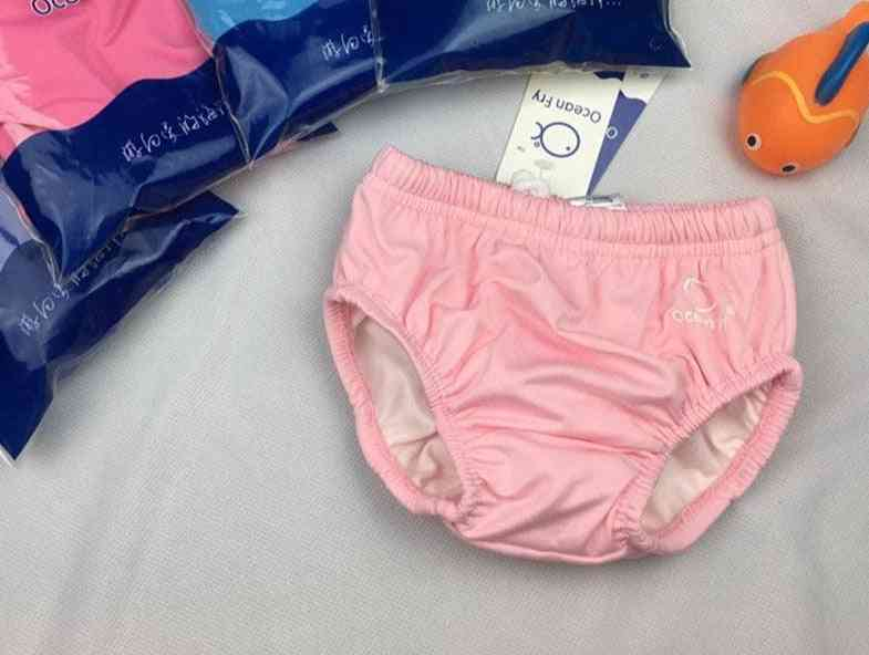 Baby Swim Diaper Baby Cloth Nappy Newborn Swimming Pants Washable Pool Pants