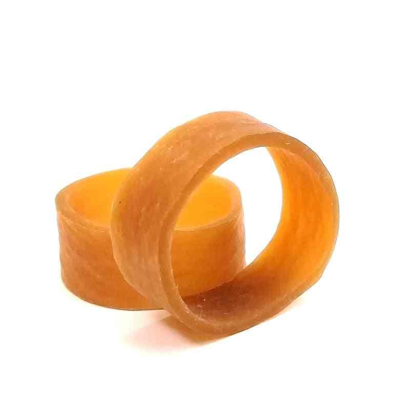 High Elasticity Strip Rolling Bandage Rubber Band