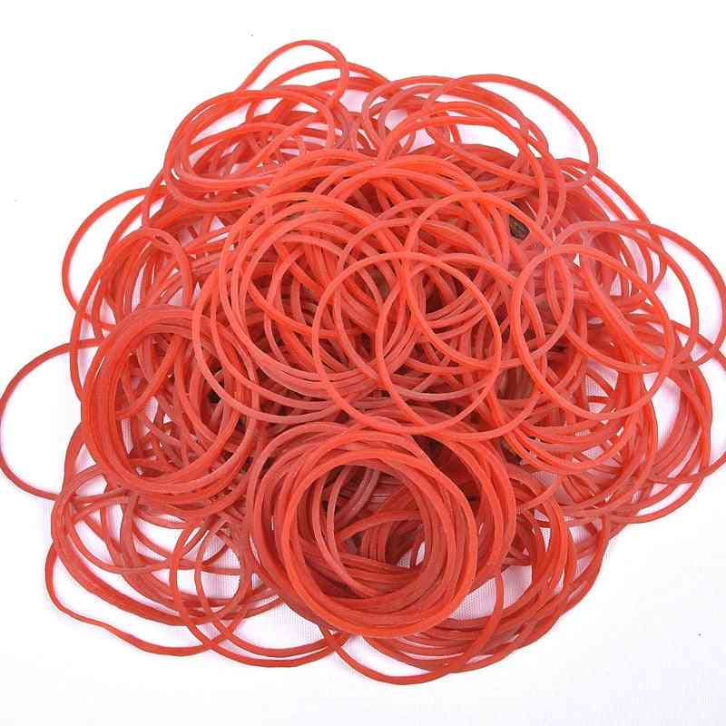 Round Rubber Bands School Office Accessories