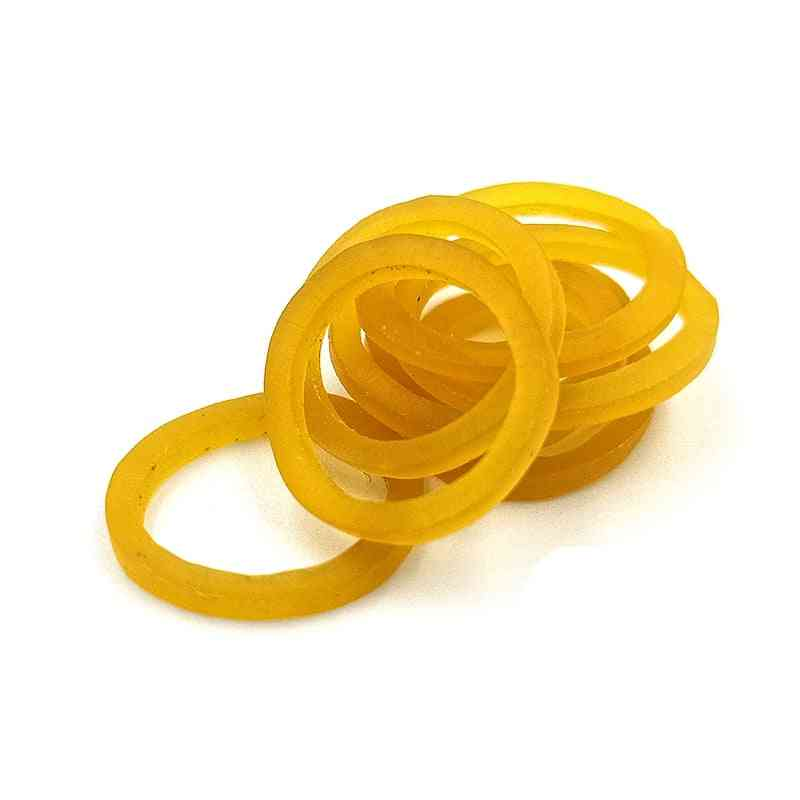 Office Rubber Ring Elastic Stationery Holder Band