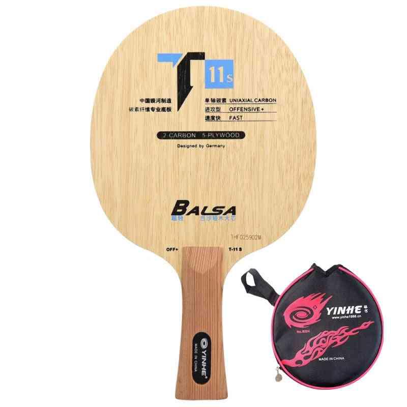 Balsa Off Table Tennis Blade For Racket