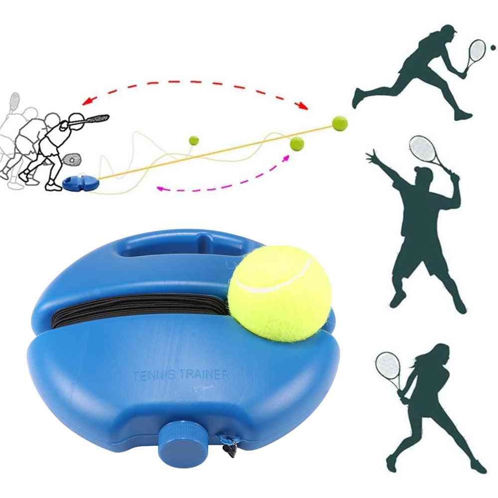 Self-study Rebound Ball With Trainer Baseboard Training Tool