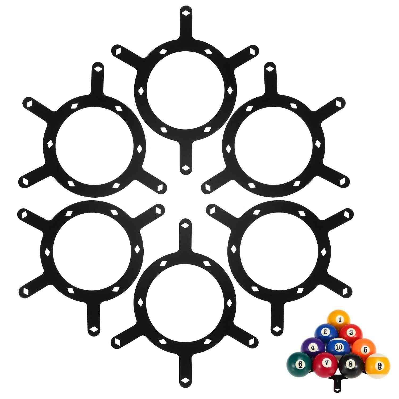 Magic Ball Rack Billiard Rack Sheet Cue Ball