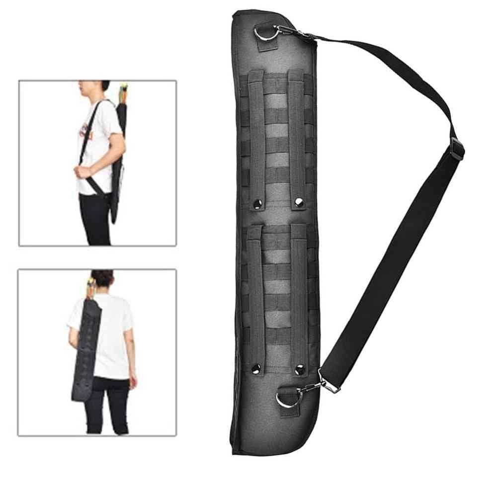 Outdoor Hunting Arrow Pot Archery Holder Bag