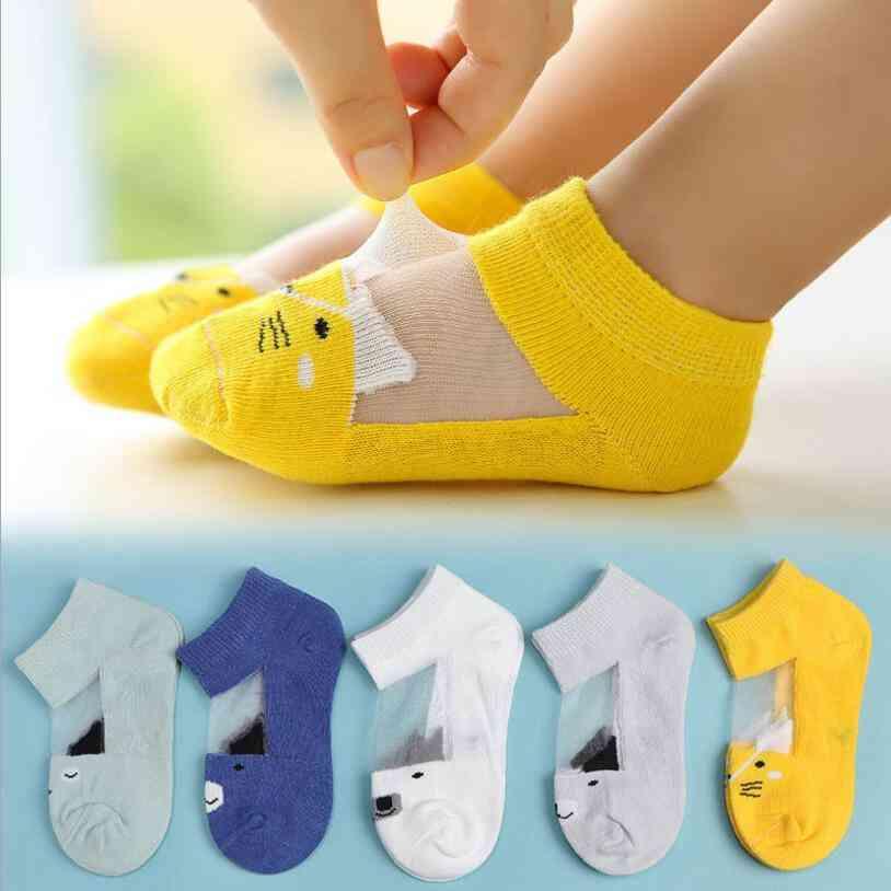 New Summer Kids Socks Set