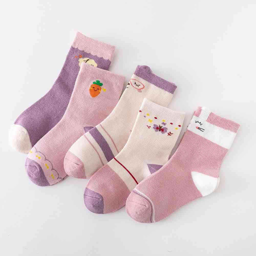 Baby Socks, Autumn Winter Warm Cotton Kids Socks