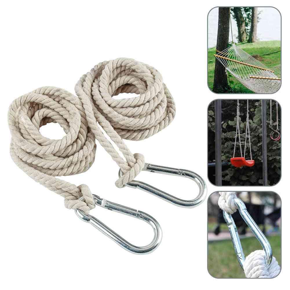 Portable Tree Swing Hanging Kit Hammock Straps