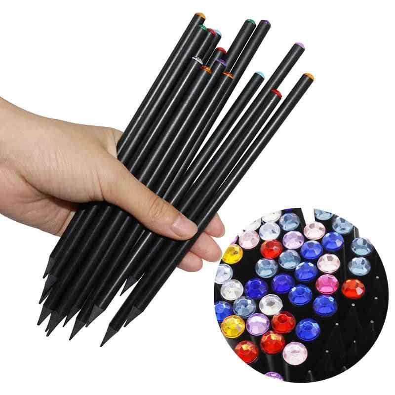 Hb Diamond Color Pencil Stationery Items
