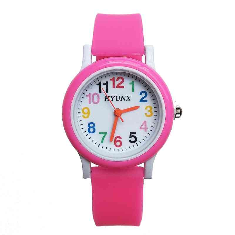 New Arrival Quartz Watch Silicone Band