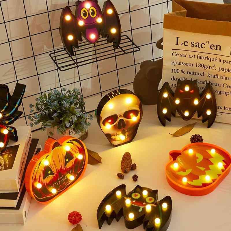 Halloween Lights Home Decorative Led Lights Diwali Styling Lamp