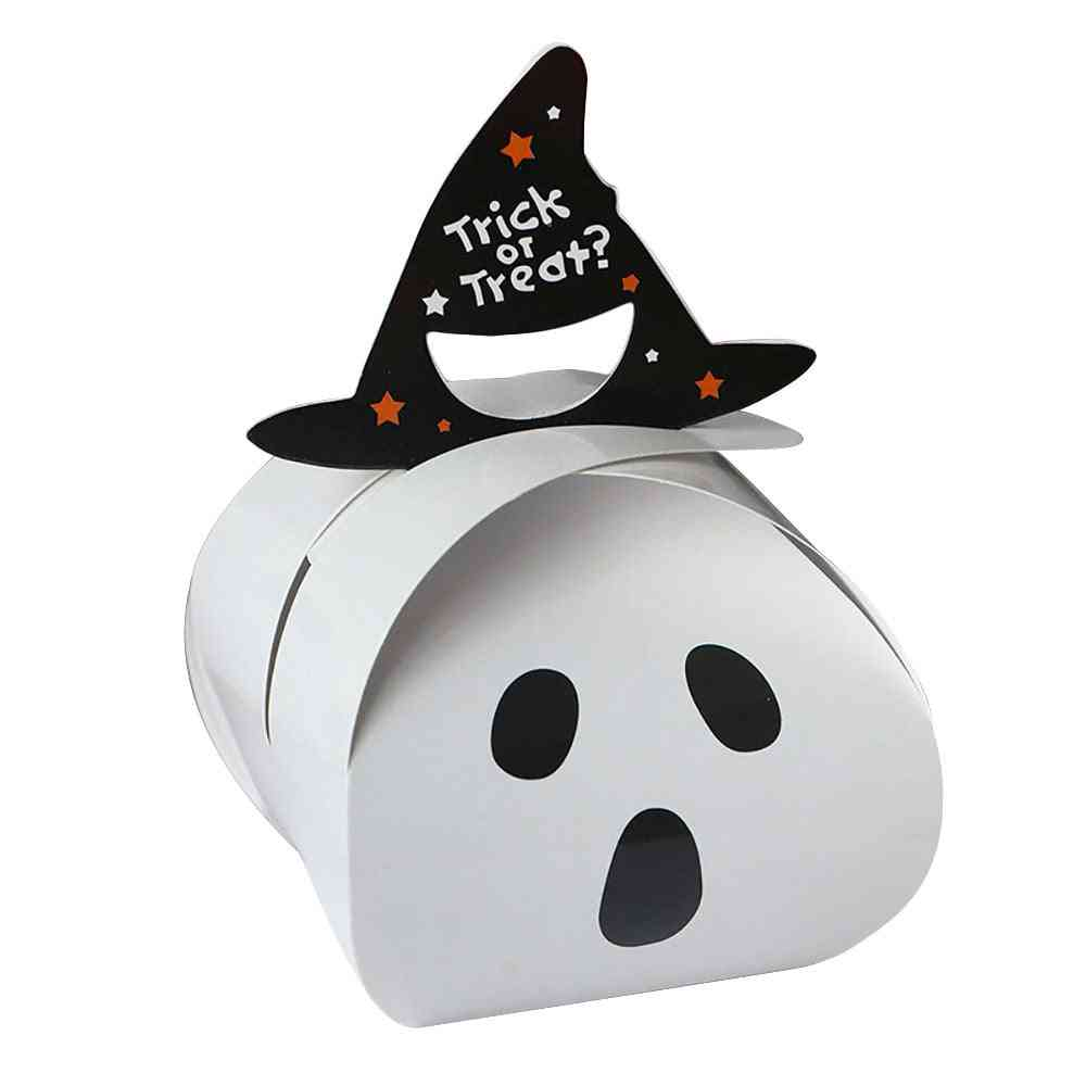 Halloween Candy Box Ghost Candy Box