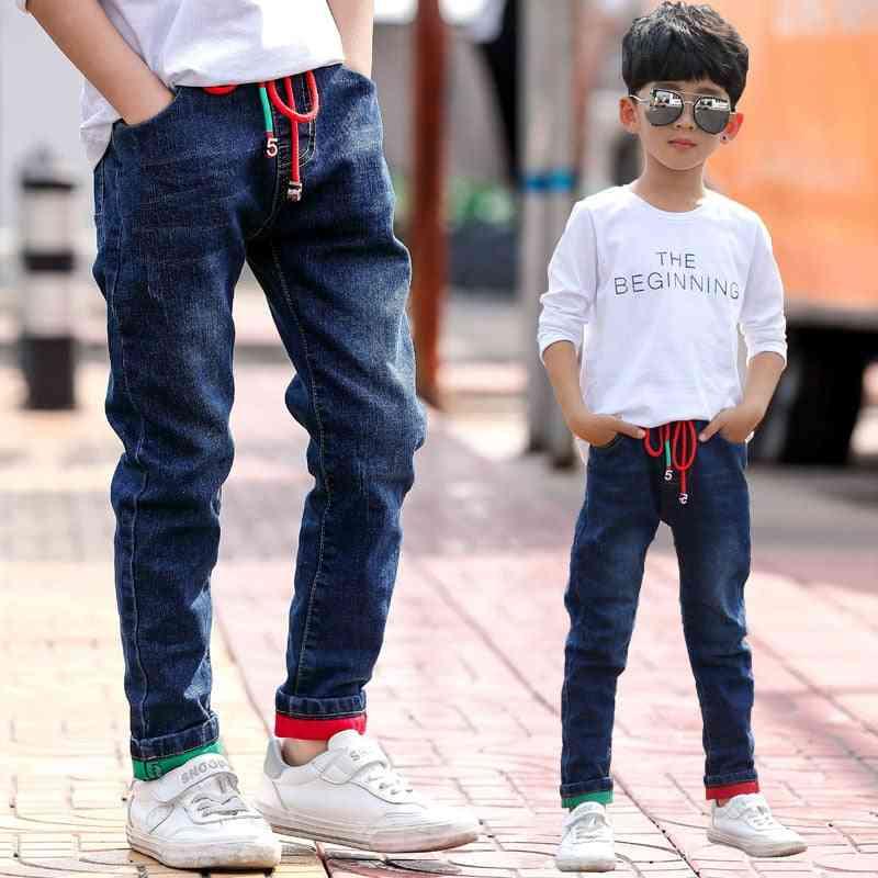 Brand Pants Kids Trousers Fashion Jeans