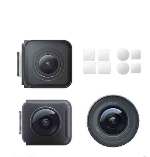 Insta360 One R Sports Camera 4k Dual Lens