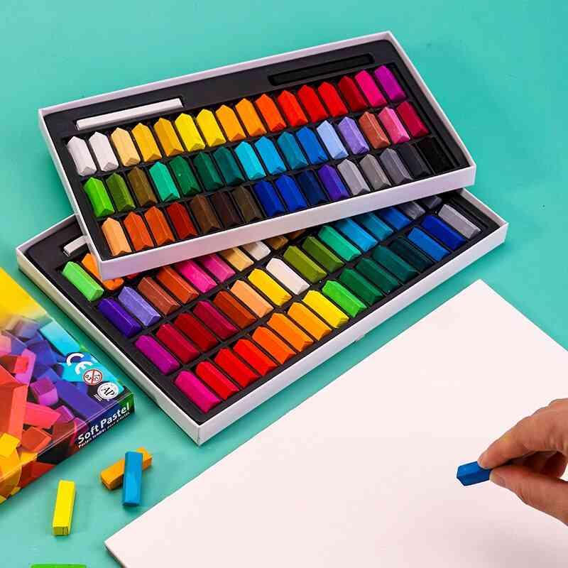 Soft Mini Pastel For Artist Square Chalk