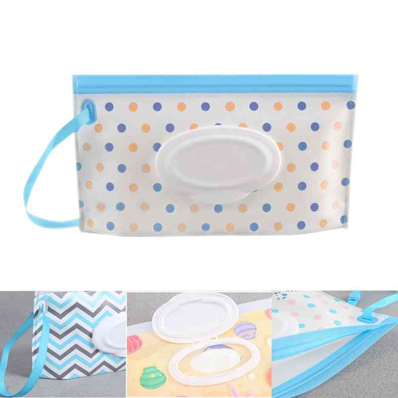 New Portable Baby Wipes Box