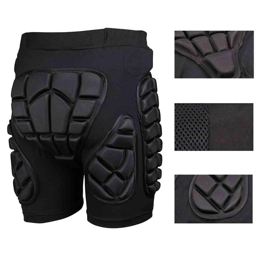 Protective Hip Padded Shorts