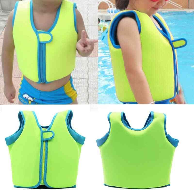 Life Vest Outdoor Rafting Water Sport's Summer Life Preserver Swim