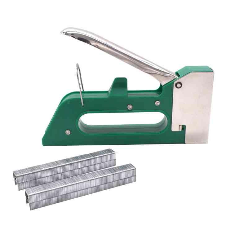 Stapler For Wood Door Upholstery Tacker Tools