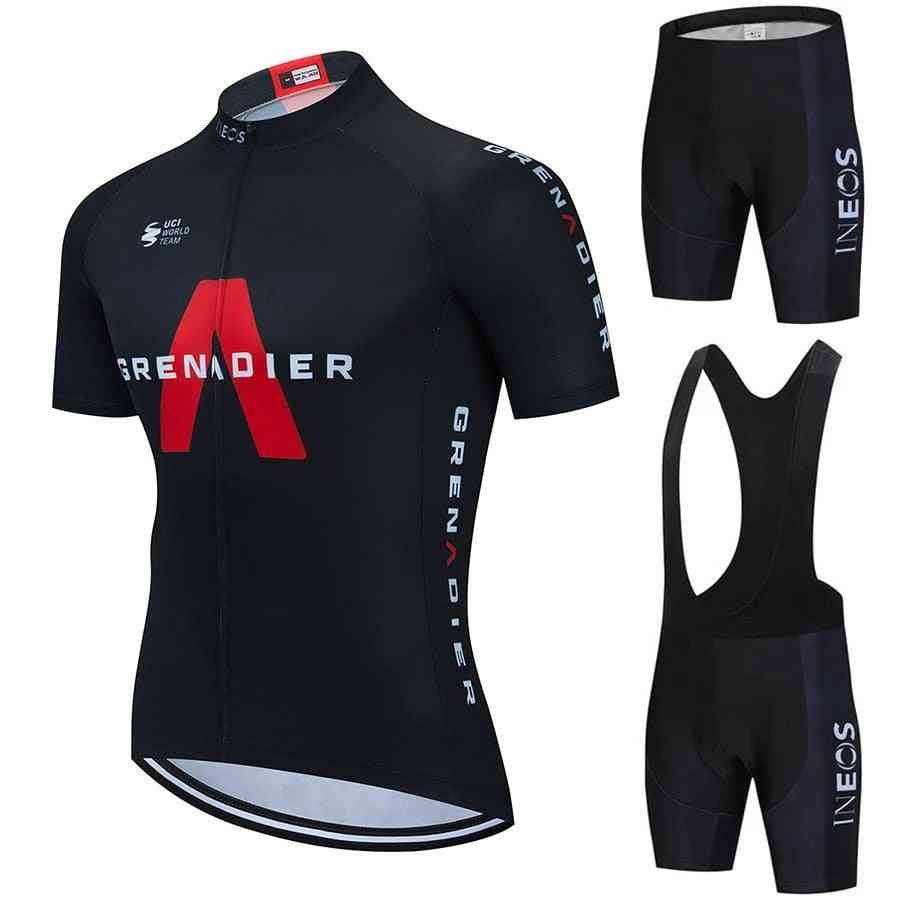 Grenadier Cycling Jersey Set