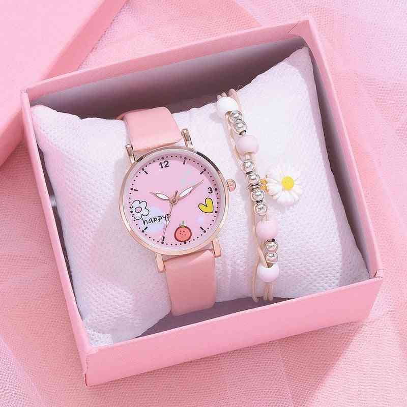 Kids Watches Fashion Lovely And High Quality Trendy