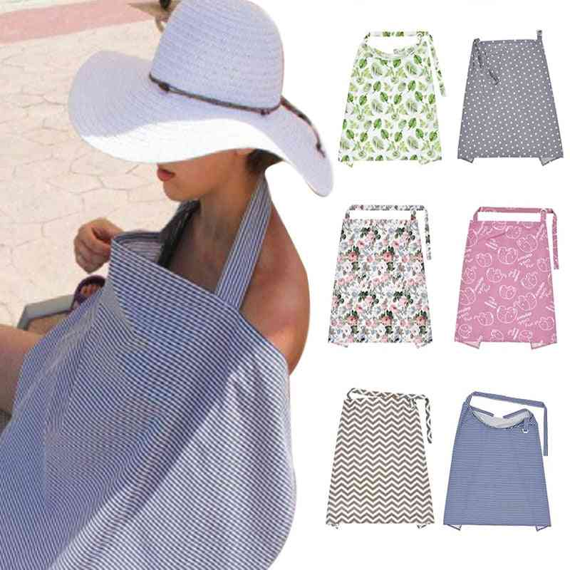 Breathable Mother Breastfeeding Cover