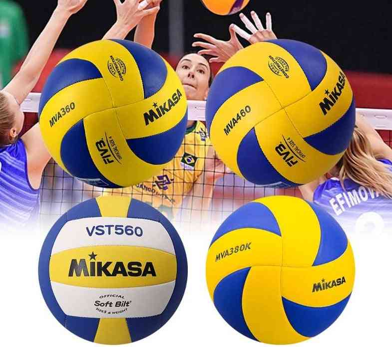 Indoor And Outdoor Training Volleyball