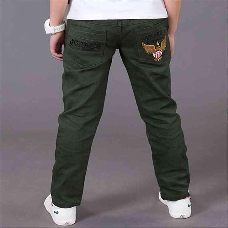 New Fashion Pants, Casual Cotton Elastic Pants