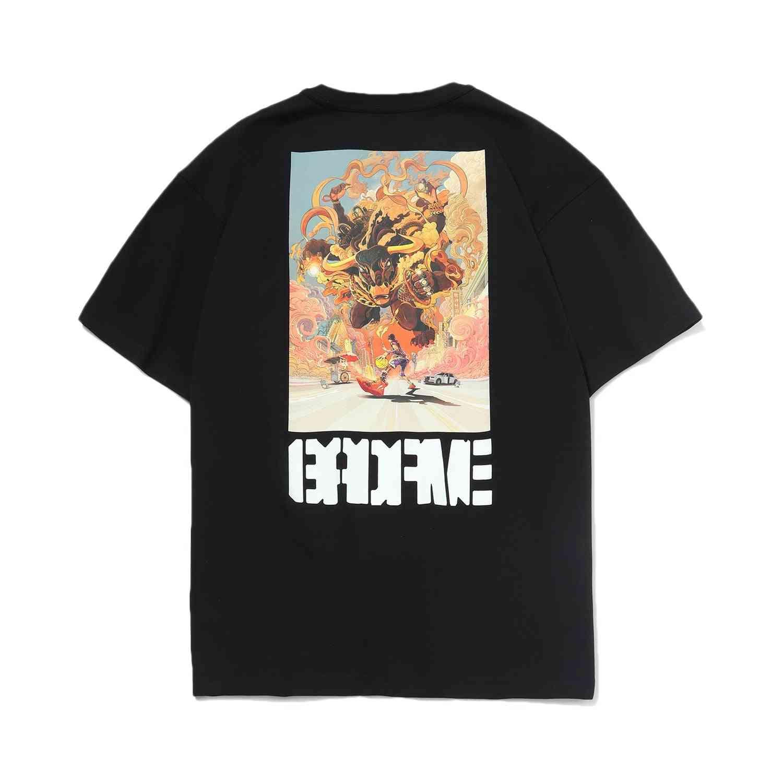 Men Comfortable Basketball Jersey Fit T-shirt