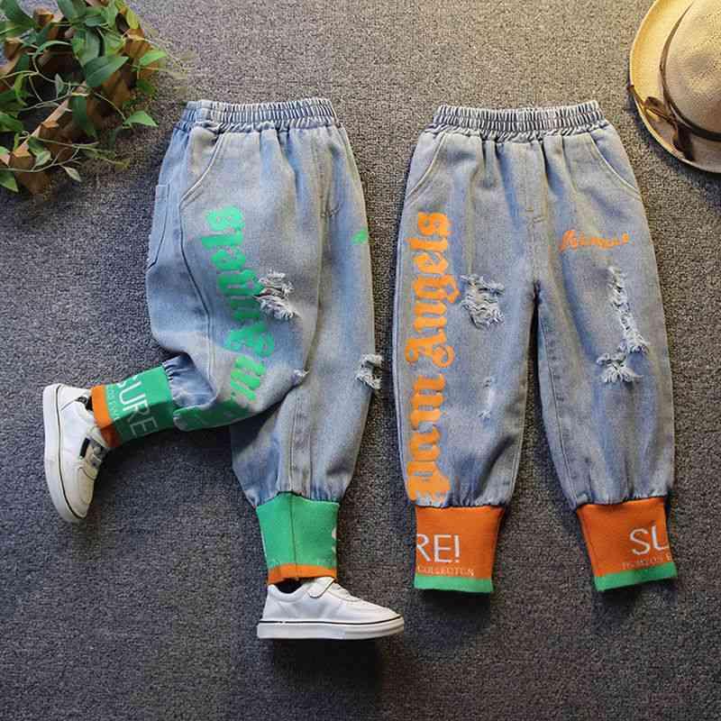 Boys Jeans Baby Clothes Classic Pants Denim Clothing Boy