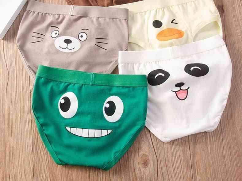 Boys Underwear Cartoon's Shorts Panties For Baby Boy