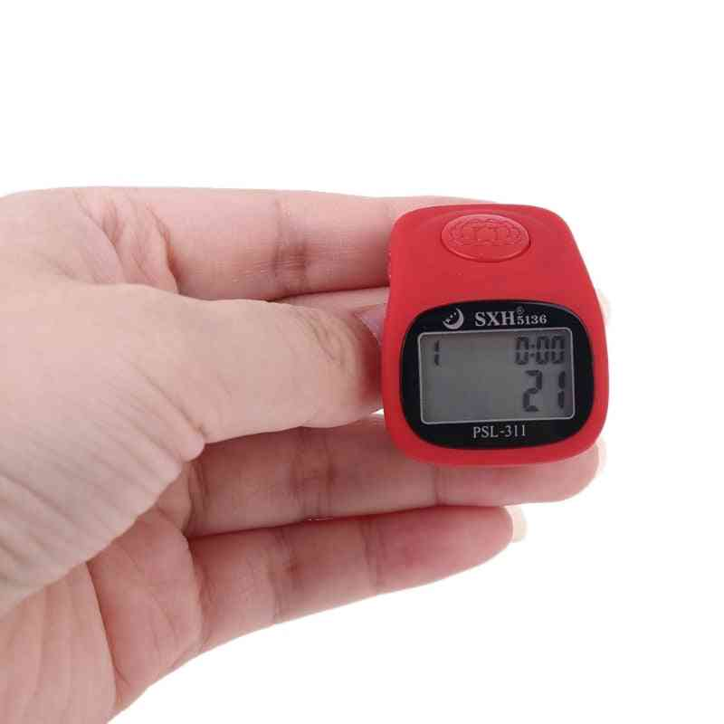 6 Digital Finger Tally Counter 8 Channels