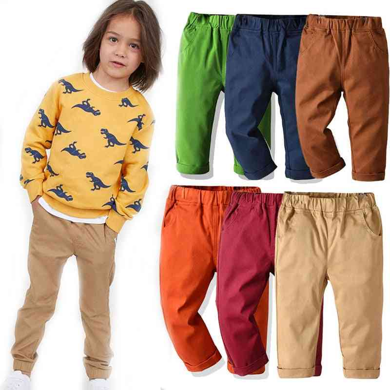 Kids Clothing Baby Casual Pants