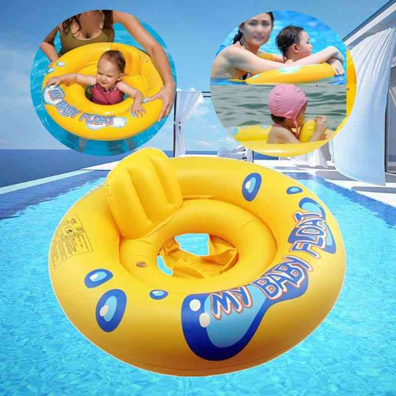 Swim Ring Seat, Inflatable Baby Float Boat