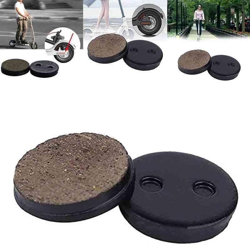 Rear Wheel Friction Plates Disc Brake Pads Kit
